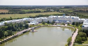 Дисниленд Париж 2020 - DISNEY'S NEWPORT BAY CLUB 3*