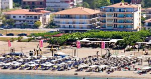 Olympic Star Beach Hotel 4*, Nei Pori
